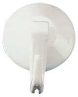 Venthouse Suction Cup Hook - Metaltex