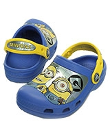 Kid's Creative Crocs Minions™ Clog Varsity Blue/Yellow 201311 - Crocs