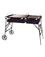 Vota Charcoal Garden Grill Large 2013