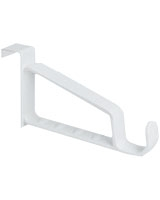 Over The Door Clothes Hanger - Metaltex