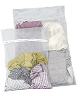 Set Of 2 Washing Bag Protectors - Metaltex