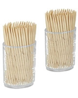 Wooden Toothpick - Metaltex