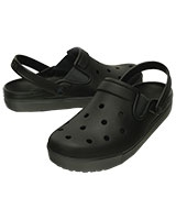 Unisex CitiLane Clog Black/Graphite 201831-02S - Crocs