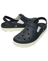 Unisex CitiLane Clog Navy/White 201831-462 - Crocs