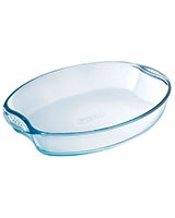 Oval Roaster With Handle - Pyrex