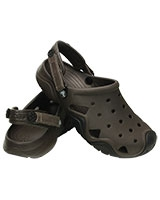 Men's Swiftwater Clog Espresso/Black 202251 - Crocs