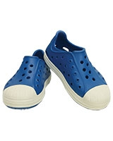 Kids' Crocs Bump It Shoe Ultramarine/Oyster 202281 - Crocs