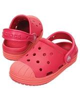 Kids' Crocs Bump It Clog Raspberry 202282 - Crocs