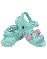 Kids' Keeley Frozen™ Fever Sandal Ice Blue 202707 - Crocs