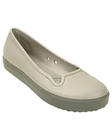 Women's CitiLane Flat Platinum 202923 - Crocs