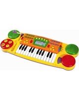 Sing-Along-Magic Keyboard - Winfun