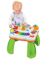 Musical Activity Table - Weina