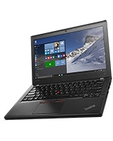 ThinkPad X260 20F6001XED i7-6600U/ 8G/ 256GB/ Intel Graphics/ Win 10/ Black - Lenovo