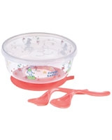 Bowl with lid 350ml - Canpol Babies