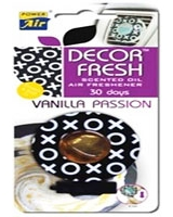 Air Freshener Decor Fresh Vanilla - Power Air