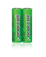 "Enercell® 1.2V/2500mAh Ni-MH ""AA"" Rechargeable Batteries 2-Pack - RadioShack"