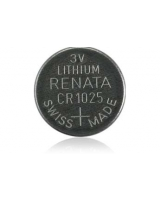 Enercell® CR1025 3V/30mAh Lithium Coin Cell Battery - RadioShack