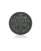 Enercell™ CR1216 3V/25mAh Lithium Coin Cell Battery - RadioShack