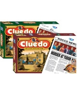 Cludo Classic Detective Game English Version - Nilco