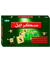 Scrabble Classic Arabic Version - Nilco