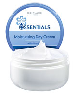 Essentials Moisturising Day Cream - Oriflame