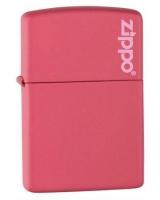 Carnation Matte Lighter 24014ZL - Zippo