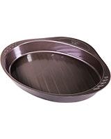 Asimetria Metal Oval Roaster 35 cm - Pyrex