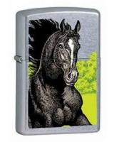 Black Horse Lighter 24312 - Zippo