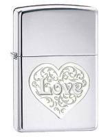 DL Love Lighter 24459 - Zippo