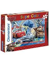 Puzzle 2 x 20 Cars - Clementoni