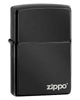 Ebony™ with Zippo® Log 24756ZL - Zippo
