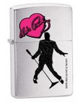 Elvis® Heart 24785 - Zippo