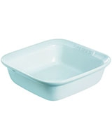 Ceramic White Square Roaster 24 cm - Pyrex