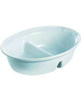 Ceramic White Divider Oven Dish 28 cm - Pyrex