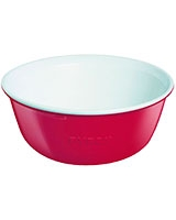 Impressions Ceramic Red Bowl 2.0 L - Pyrex