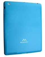 iPad2/3 Twist Case Blue - Merkury Innovations