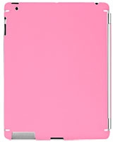 Leather skin for iPad 2 Synthetic Pink 26-2372 - Zagg