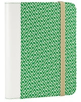 "Universal Folio For 7-8"" Tablets Green/White - RadioShack"