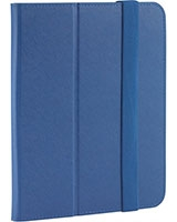 "Universal 7-8"" Folio Case Blue - RadioShack"