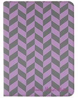 "Chevron Print 7"" Universal Tablet Case - Bonnie Marcus"