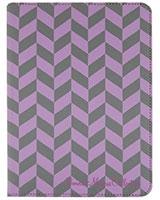 """Chevron Print 7"""" Universal Tablet Case - Bonnie Marcus"""