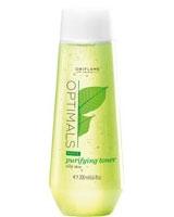 Optimals White Purifying Toner Oily Skin 200ml - Oriflame