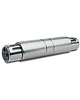 Female-to-Female 3-Pin XLR Audio Adapter - RadioShack