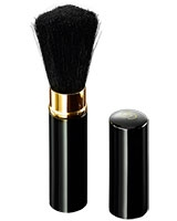 Giordani Gold Black Powder Brush - Oriflame