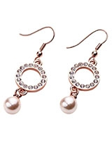 Delicate Pearl Earrings - Oriflame