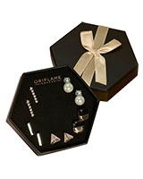 A Set of Earrings in a Gift Box - Oriflame