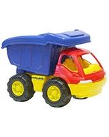 Super Dumper Truck With tilting dumper for loading and unloading 29903 - Miniland