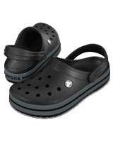 Crocband Black/Graphite - Crocs
