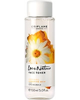 Love Nature Face Toner Chamomile - Oriflame