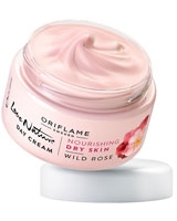 Love Nature Day Cream Wild Rose - Oriflame